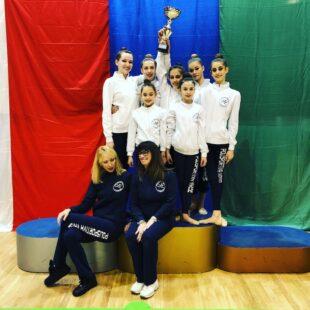 Vittoria alla 1^ Tappa Campionato Italiano serie C – GR