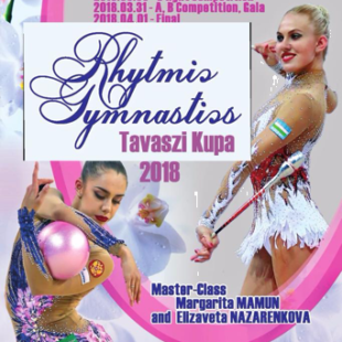 6° International Rhythmik Tournament Tavaszi Kupa 2018